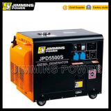 Hot Sale 100% Copper Wire 1kVA 2kVA 3kVA 4kVA 5kVA 6kVA 8kVA Portable Home Industrial Electric Gasoline/Diesel Generator Set Supper Silent (Soundproof)