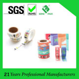 Custom Print Adhesive Decoration Use Washi Paper Tape