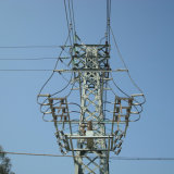 Galvanizingsteel Tower for Substation