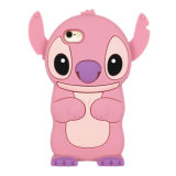 Competitive Custom Design 3D Cartoon Silicone Case for iPhone 7