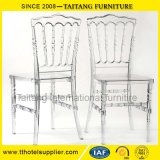 Banquet Wedding Used Hot Selling Transparent Napoleon Chair