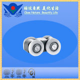 Xc-D Hardware Accessories Stainless Steel Sliding Wheel Top