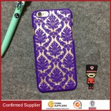 Lace Relief Phone Accessories Mobile Case for iPhone