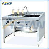 Gh1176 Gas Convection Pasta Cooker with Bain Marie