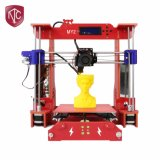 Red Consumer Grade 3D Printer Kit