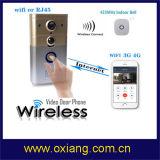 House Security WiFi Video Door Phone Video Doorbell with 2 Way Intercom