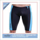 Custom Men Swimwear Trunk with Digital Printing