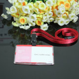 Detachable Neck Lanyard and Primary Card Holder