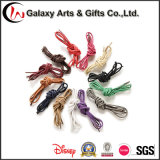 Waxed Shoe Laces Round Coloured Shoelaces 3-5mm Foot Rope