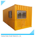 Yellow Outdoor Powder Coating for Container Coating