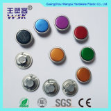 Colourful Aluminum Pure Lead Seal with Wire for Meter Wsk-Ms05A
