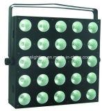 25*12W RGBW 4in1 Multi-Color LED Eastsun Matrix Blinder 105CH 5*5
