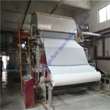 DC-1575mm Toilet Paper Manufacturing Machine with 3tpd