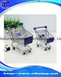 Mini Shopping Cart Desktop Organizer SMC-006
