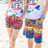 OEM Cheap Fashion Lovers Beach Shorts