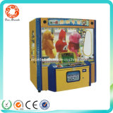 2016 Most Popular LCD Fancy Lifter Twin Coin Operated Gift Prize out Personalized Gift Machine