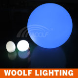 Outdoor Glowing Color Changing LED Balls