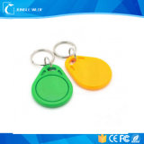 Colored ABS Contactless 125kHz RFID Proximity Key Ring