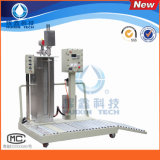 200L Automatic Liquid Filing Machine for Oil/Paint/Coating with Capping )