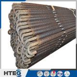 CFB Boiler Heat Exchanger Elements Spiral Fin Tube Economizer