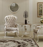 Classical Wooden Livingroom Furniture-Leisurchair