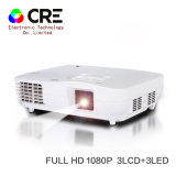 OEM Data Show Video Multimedia LED Projector for Education