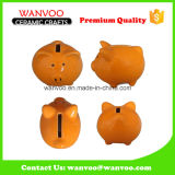 Wholesale Promotional Porcelain Saving Money Coin Bank