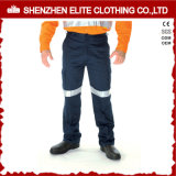 2016 Wholesale Mens Safety Pants with High Visibility Reflective Tap