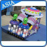 Giant Inflatable Alien Slide Games for Kids