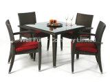 Wicker Chair / Rattan Table / Outdoor Rattan Garden Dining Set