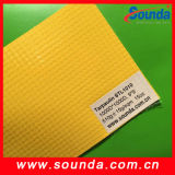 1100g Waterproof Canvas for Tarpaulin Made in China