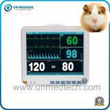 15 Inch Portable Multi-Parameter Vet Patient Monitorr for Veterinary