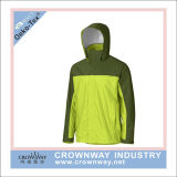 Mens Lightweight Waterproof Jacket with Taped Seam