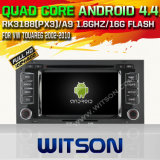 Witson Android 4.4 System Car DVD for Vw Touareg (W2-A6969)