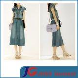 Blue Length Jeans Skirts Online for Women (JC2115)