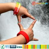 MIFARE Classic 1K Rewearable Smart RFID Bracelet Wristband for waterpark