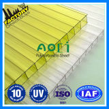 Polycarbonated Corrugated Sheets Under Refere
