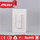 2 Way Switch Plate Switch, 250V Electric Switches Manufacturers