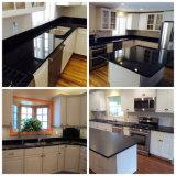Competitive Price Black Granite/Shanxi Black Granite Black Galaxy Countertop/Hebei Black Granite Price