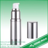 ISO 50ml Alumina Sliver Airless Bottle for Cosmetic