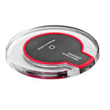 Crystal Fantasy Wireless Charger Universal Qi Wireless Magnetic Induction Charger