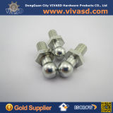 CNC Machining Aluminum Bolt Nut Screw