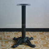 Antique Cross Four Prong Cafe Cast Iron Table Leg (SP-MTL125)