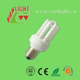 U Shape Series Energy Saving CFL Lamps (VLC-4U-9W)
