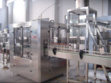 Bottle Soft Drink Carbonated Water Filling Machine