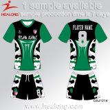 Healong New Design Apparel Gear Sublimation Men′s Soccer Sets for Sale