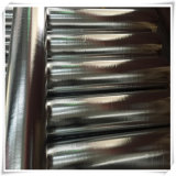 Blue Color Coated Woven Aluminum Foil Building Insulation
