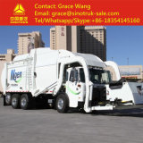 China High Quality 20 Cbm Sinotruk HOWO Compression Container Garbage Truck
