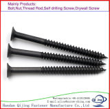 High Strengh Fine Thread Carbon Steel Drywall Screw Piercing Point