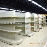 Gondola Design Supermarket Shopping Goods Display Metal Shelf